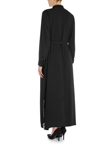 Shorso UK Maxi shirt abaya kaftan dress