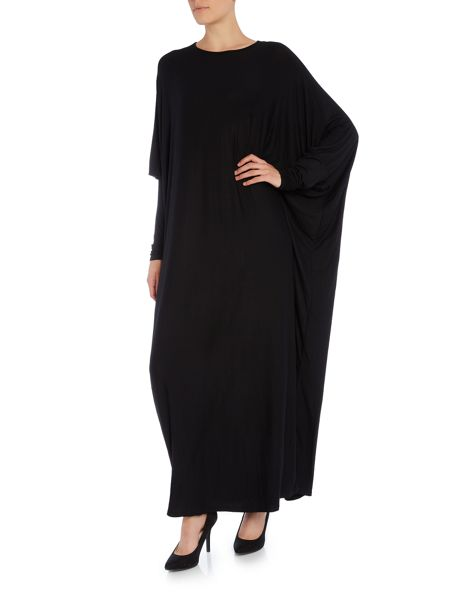 Shorso UK Batwing jersey maxi dress