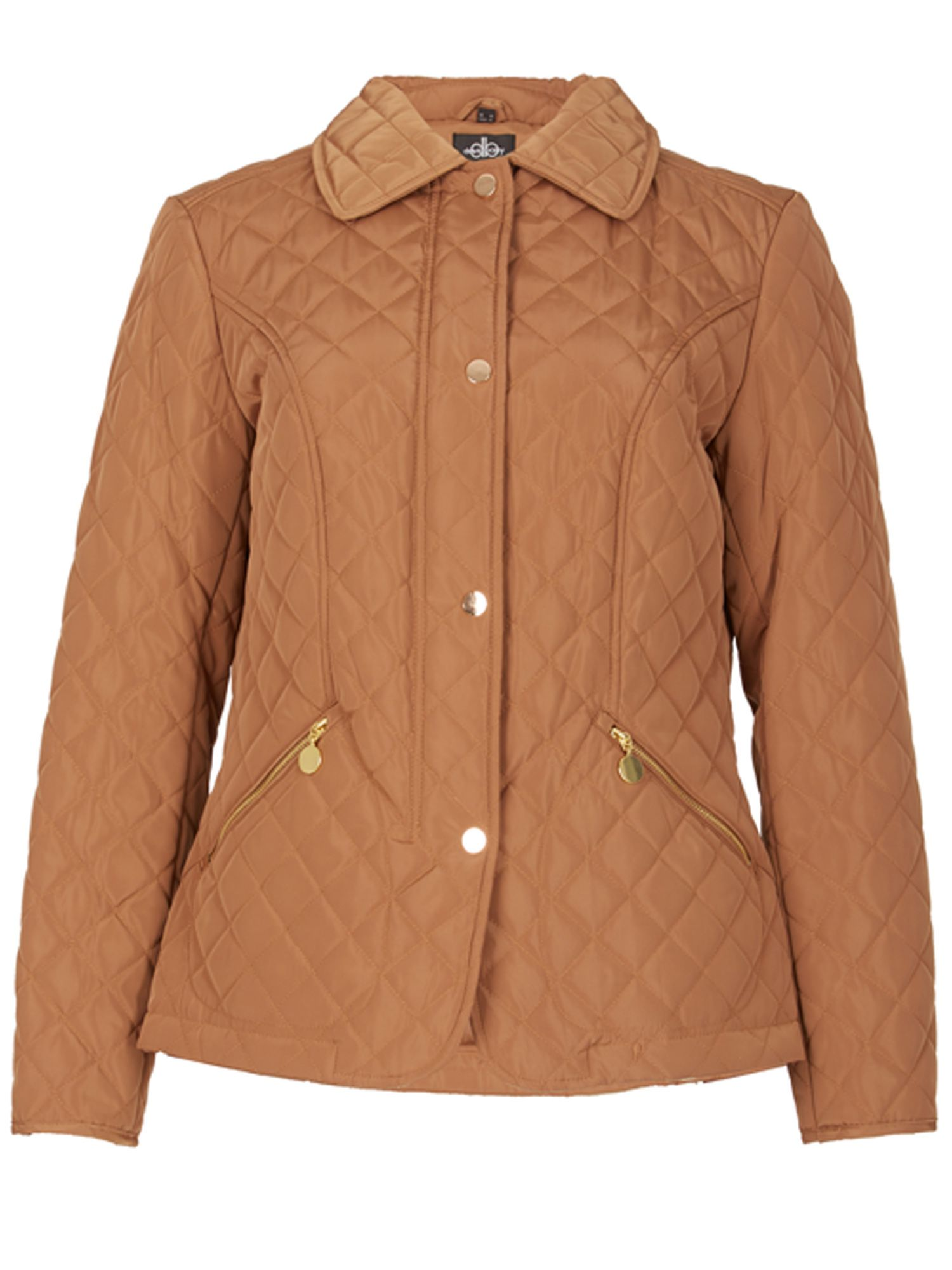 David Barry Ladies Jacket, Gold