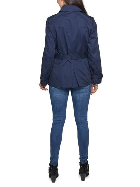 David Barry Short Rain Jacket