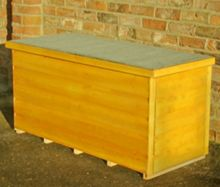 Honeywood Garden Buildings Storage box