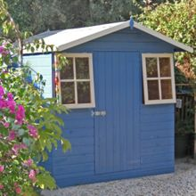 Honeywood Garden Buildings Casita shiplap apex 7 x 7