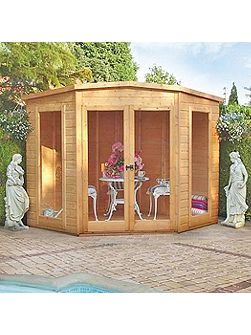 Barclay summerhouse 7 x 7