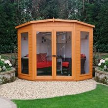 Honeywood Garden Buildings Barclay summerhouse 7 x 7