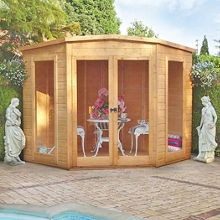 Honeywood Garden Buildings Barclay summerhouse 8 x 8
