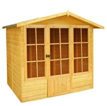 Honeywood Garden Buildings Chatsworth summerhouse 7 x 7