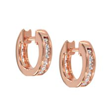 Infinity & Co Emilie Earring Rose
