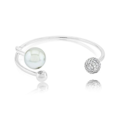 Infinity & Co Dianna three ball cuff