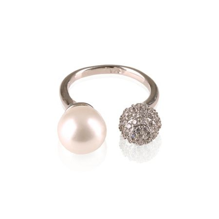 Infinity & Co Dianna two ball ring