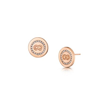 Infinity & Co Elizabeth earring