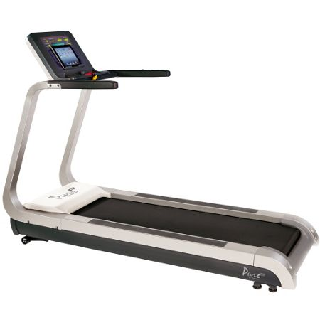 Tunturi Pure run 4.1 treadmill motorised