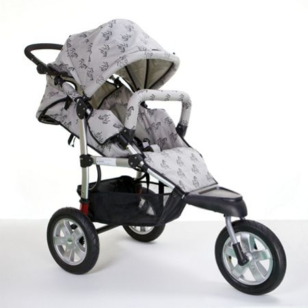Otti Prams Free Ranger Travel system