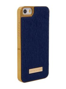 Skinnydip Iphone 5 navy pony case