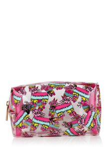 Skinnydip Pinata make up bag