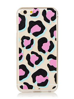 Iphone 6 leopard case