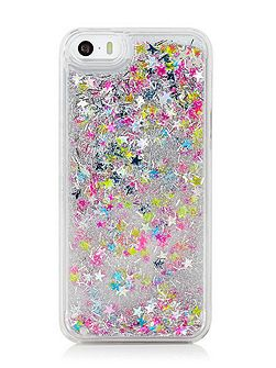 Iphone se/5/5s confetti case