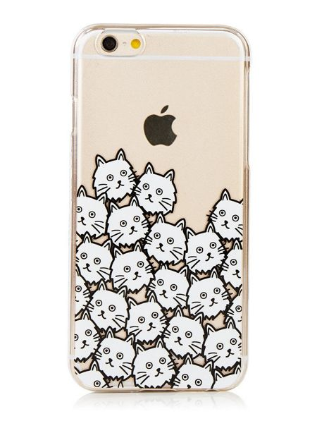 Skinnydip Iphone 6 Cat Face Case