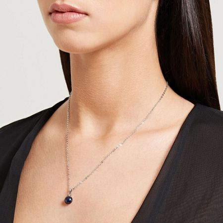 Kyoto Pearl Pearl stud pendant necklace