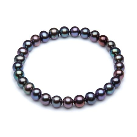 Kyoto Pearl Classic round freshwater pearl tri set