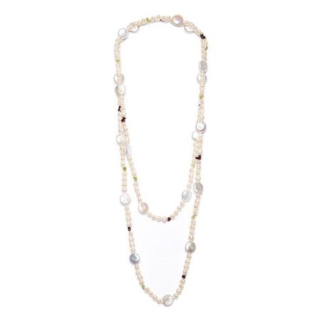 Kyoto Pearl Rope pearl necklace