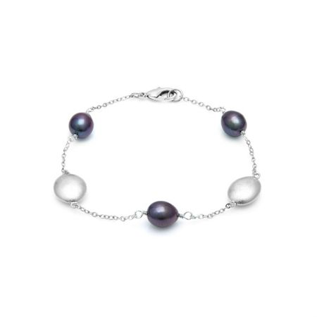 Kyoto Pearl Pearl & nugget necklace