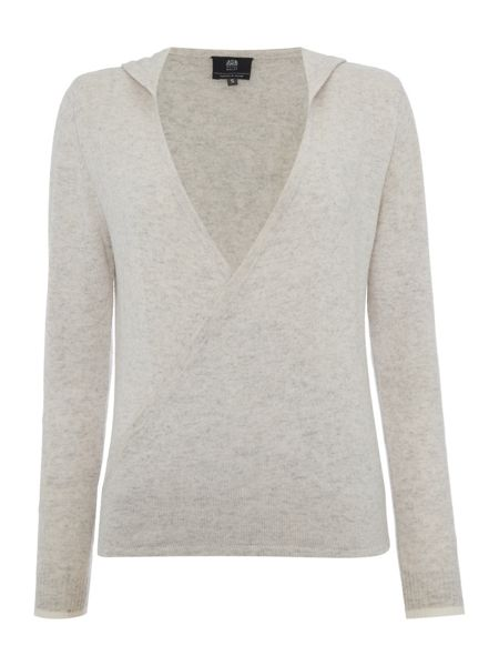 Pepper & Mayne The Royal Ballet Cashmere Hooded Wrap