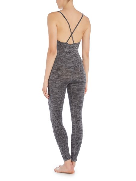 Pepper & Mayne Seamless Criss Cross Unitard