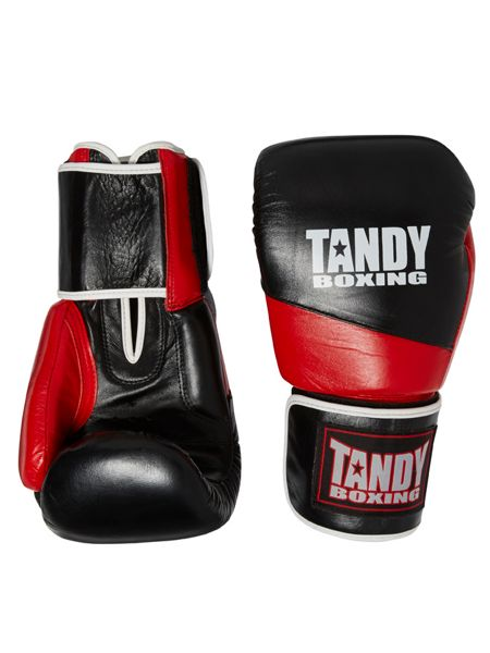 Tandy Boxing Velcro Sparring/Training Gloves