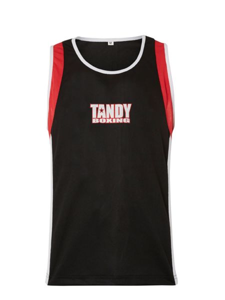 Tandy Boxing Boxing Ring Vest