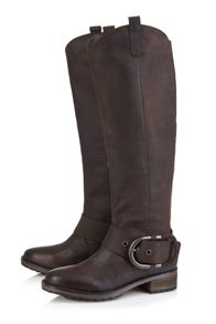 Cara London Pull on long boot