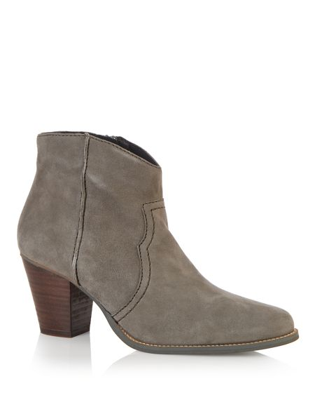 Cara London Elderberry ankle boot