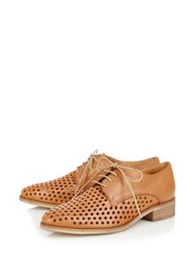 Cara London Orion lace up shoe