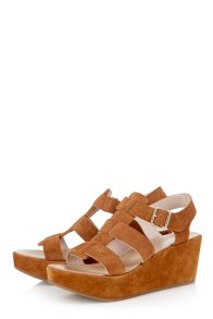 Cara London Epona wedge sandal