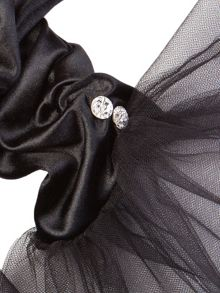 Cornelia James Tatiana Satin Gloves
