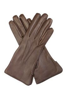Cornelia James Serena Leather Gloves