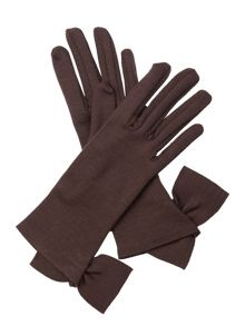Cornelia James Imogen Merino Wool Gloves