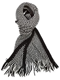 Kyla Patterned Stole