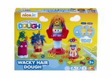 NickJnr Wacky Hair Dough Set