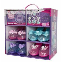 NickJnr Shoes and Jewels Dress Up Accessories