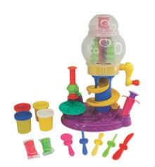 Ready Steady Dough Swirly Whirly Sweets Set