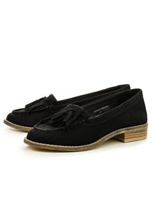 Lost Ink Box tassel loafers