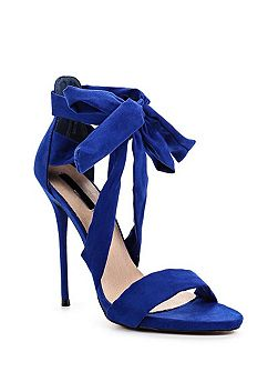 Ruri wrap stiletto sandals