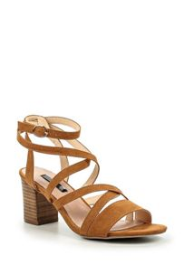 Lost Ink Rosa strappy sandals