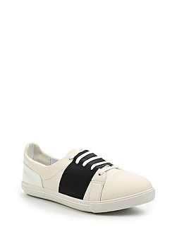 Starla lace up plimsolls