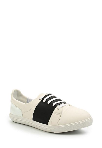Lost Ink Starla lace up plimsolls