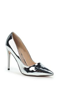 Lost Ink Delila court shoes
