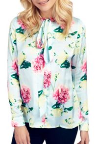 Wolf & Whistle Sweetpea Blouse
