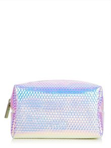 Skinnydip Druzy Make Up Bag