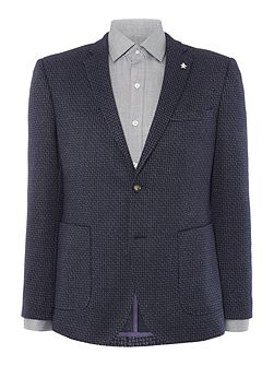 Soft constructed tailored Jacket