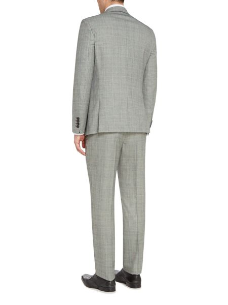 Original Penguin Prince of Wales slim fit suit
